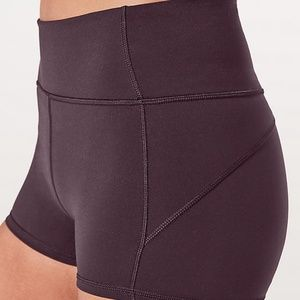 NWT Lululemon In Movement Short